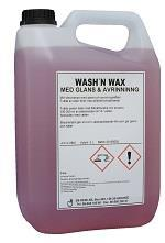 WASH'N WAX  1,L