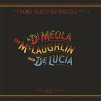Al Di Meola,McLaughlin,Paco De Lucia– Friday...(Impex)