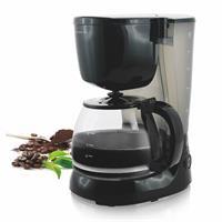Kaffebryggare 2-12 kopp svart