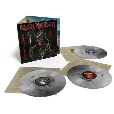 Iron Maiden-Senjutsu(LTD)