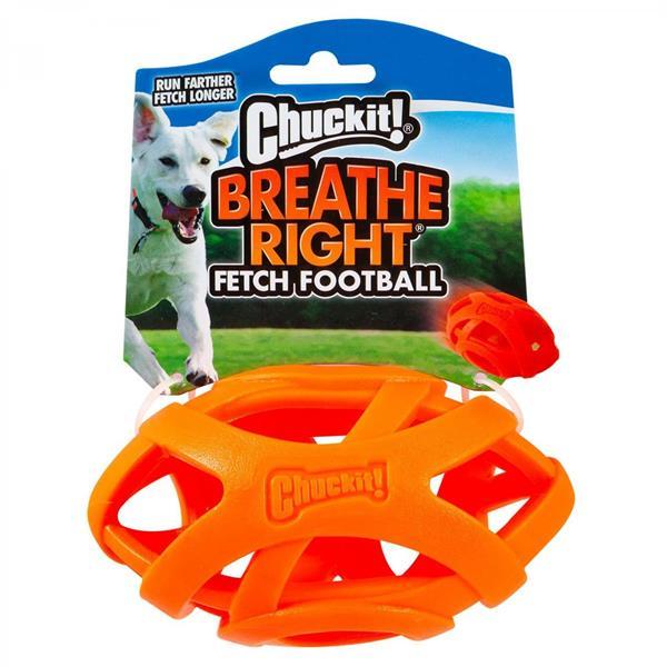 Chuckit Breath Right Football