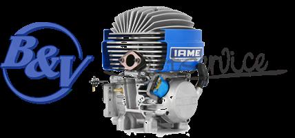 Parilla Norswift Cadetti Motor