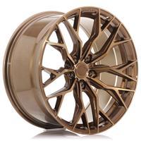 Concaver CVR1 19x10 ET20-51 BLANK Brushed Bronze
