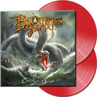 Brothers Of Metal-Emblas Saga(LTD)