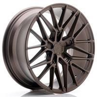 JR Wheels JR38 18x8 ET20-42 5H BLANK Bronze