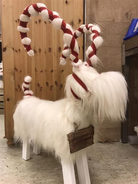 Julbock störst
