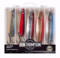 R.T. Salmon Pack 28-35g 5pk