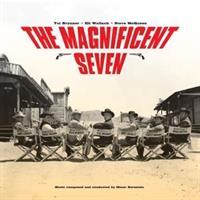 The Magnificent Seven-Elmer Bernstein-Filmmusikk(L