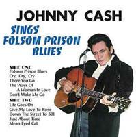 Johnny Cash-sings Folsom prison blues