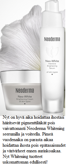 Neo- White Cream + Neo-White serum + Neo-White Mask