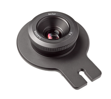 Lensplate with Cambo 60mm Lens (black finish)