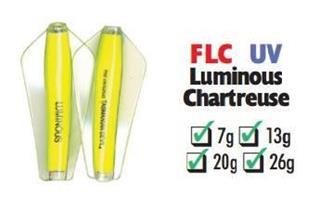 Tasmanian Devil Luminous Chartreuse #FLC 26 gram
