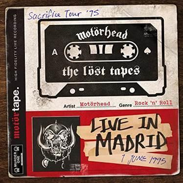Motorhead-Lost Tapes Vol 1