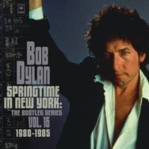 BOB DYLAN-SPRINGTIME IN NEW YORK:Bootleg s. vol.16(LTD)