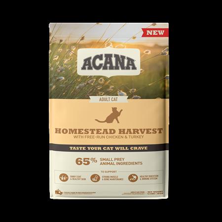 Acana Cat Homestead Harvest 4,5kg