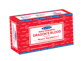Dragon's Blood  Satya rökelse