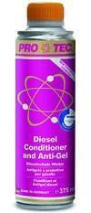 Dieselskydd Vinter, Anti-gel