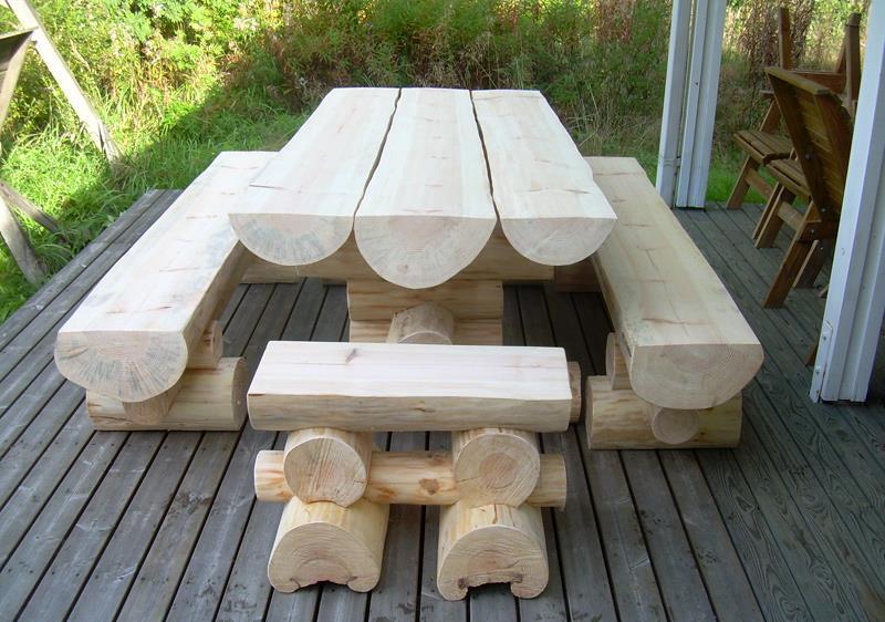 Pihapöydät
