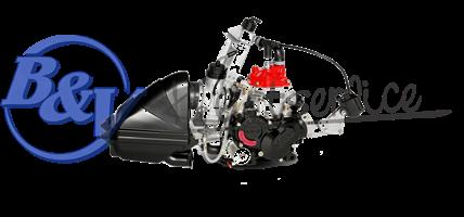 Rotax Max 125 Evo