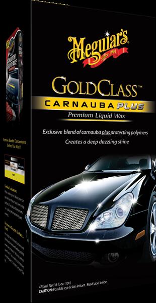 Gold Class Carnauba Plus