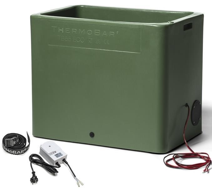 ThermoBar 65 ECO – förborrad för flottör