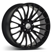 Avantgarde - Race LS MATT BLACK 23X11 ET42 5X112