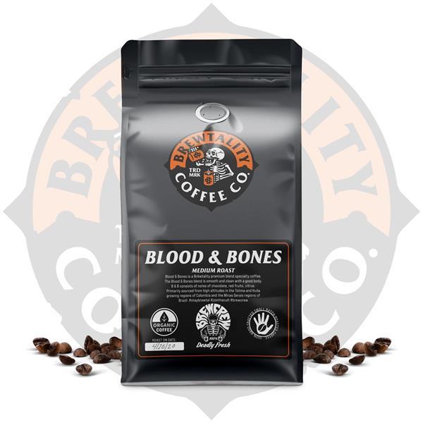Blood & Bones Medium Grind 340g