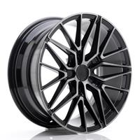 JR Wheels JR38 20x8,5 ET20-45 BLANK Black Brush TF