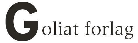 Goliat Forlag etableres