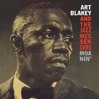 Art Blakey & Jazz Messengers-Moanin´(LTD)
