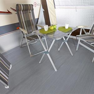 Forteltsmatte i PVC 300 x 350 cm