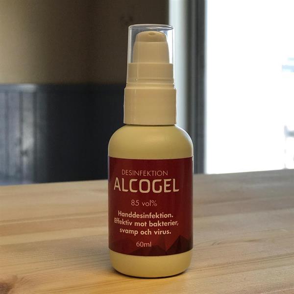 Desinfektion Alcogel