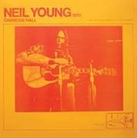 Neil Young-Carnegie Hall 1970