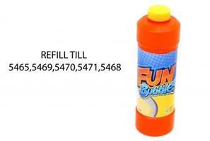 Refill 946ml jätte/studsbubbla