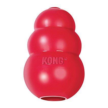 Kong röd