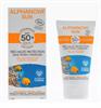 SPF 50+ för ansiktet Hypoallergen Alphanova