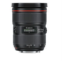 Canon EF 24-70mm f/2,8 L II USM