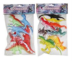 Dinosaurie 6/8/set 20x27x3 cm