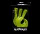 Headbanger Tail 9cm/7g 3pk Chartreusse