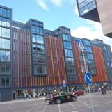 Världens första BREEAM In Use International, AMFs fastighet Mentorn i Stockholm. Piacon var BREEAM In Use Auditor