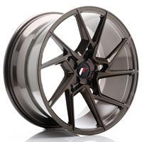 JR Wheels JR33 19x8,5 ET20-48 5H BLANK Bronze