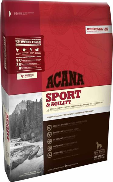 Høstkampanje Sport&Agility 17kg
