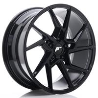 JR Wheels JR33 20x10,5 ET15-30 5H BLANK Gloss Blac