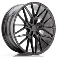 JR Wheels JR38 20x9 ET20-45 5H BLANK Hyper Gray