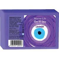 Lavendel Gresk såpestykke 100 gr