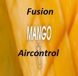 FUSION aerosol refill, Mango Breeze