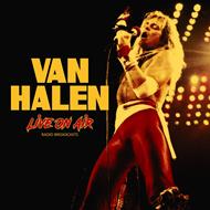 Van Halen-Live on air(LTD)