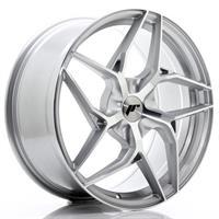 JR Wheels JR34 18x9 ET20-42 5H BLANK Silver Machin