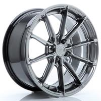 JR Wheels JR37 20x10 ET20-45 5H BLANK Hyper Black