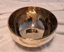 Blank klangskål 16,5 cm